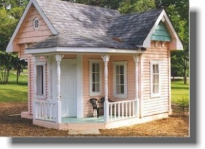 Backyard Storage Shed Plans