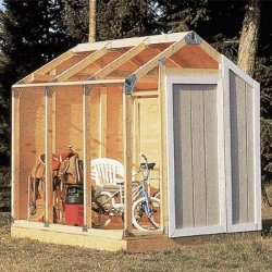 storage shed kits