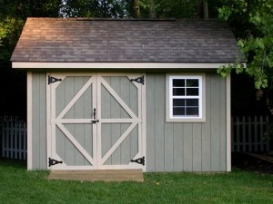 Storage Shed Plans - Easy DIY 10 x 12 Outdoor Sheds | Storage Shed ...
